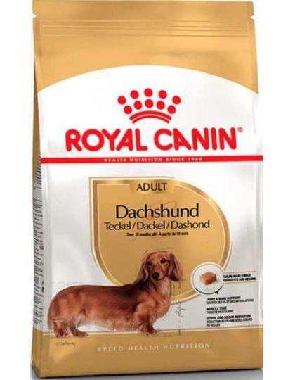 Dachshund Adult для  взрослых собак породы такса в возрасте 10 месяцев и старше