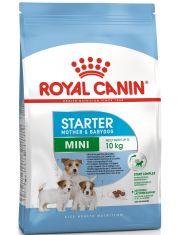 Mini Starter полнорационный корм для щенков в период отъема до 2-месячного возраста.