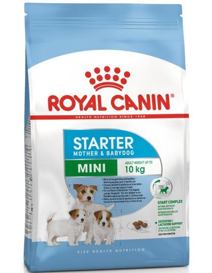 Mini Starter Mother & Babydog для мелких собак в период беременности и лактации, а также для щенков в период отъема от матери и до 2-х месячного возраста