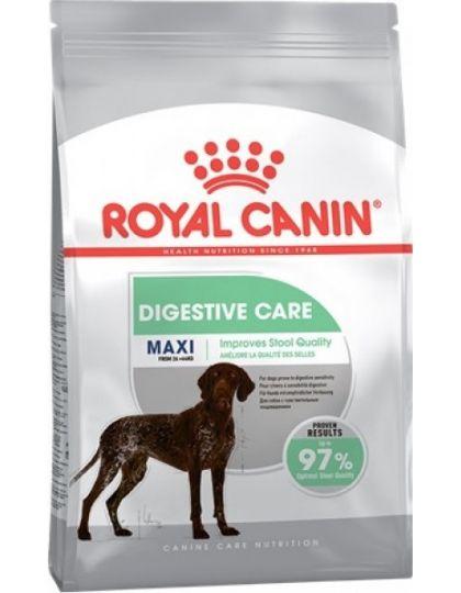 Maxi Digestive Care для взрослых и стареющих собак крупных размеров с повышенной чувствительностью пищеварительной системы