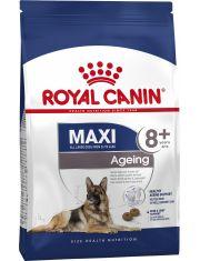 Maxi Ageing 8+ полнорационный сухой корм для стареющих собак крупных размеров вес собаки от 26 до 44 кг в возрасте старше 8 лет