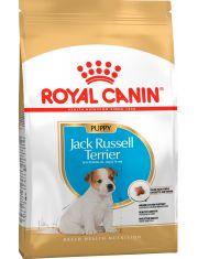 Jack Russell Junior полнорационный сухой корм для щенков породы джек-рассел-терьер в возрасте до 10 месяцев