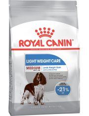 Medium Light Weight Care для взрослых и стареющих собак средних размеров, склонных к набору лишнего веса