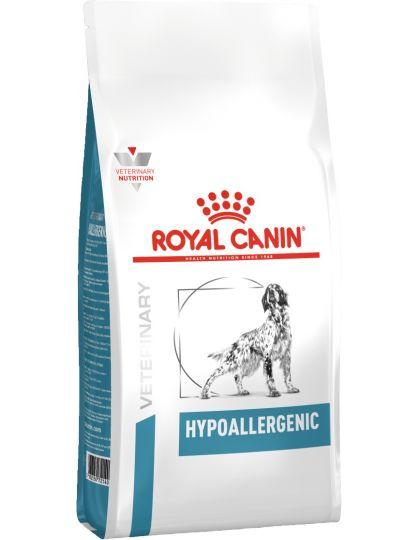 Hypoallergenic DR 21 Canine (диета) при пищевой аллергии или пищевой непереносимости для собак свыше 10 к