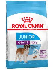 Giant Junior корм для щенков очень крупных пород (вес взрослой собаки свыше 45 кг) в возрасте от 8 до 18/24 месяцев