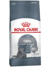 Oral Care корм для кошек для профилактики образования зубного налета и зубного камня