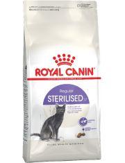 Sterilised 37 корм для стерилизованных кошек с 1 до 7 лет