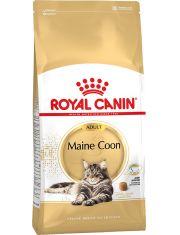 Maine Coon Adult полнорационный корм для кошек породы мейн-кун в возрасте старше 15 месяцев
