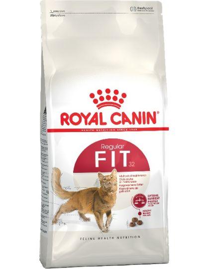 Fit 32 корм для кошек, бывающих на улице