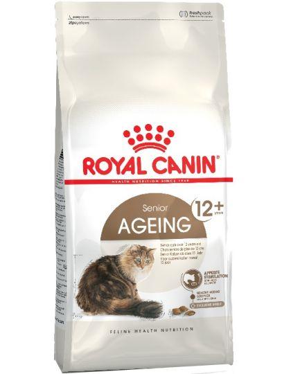 Ageing +12 корм для стареющих кошек старше 12 лет