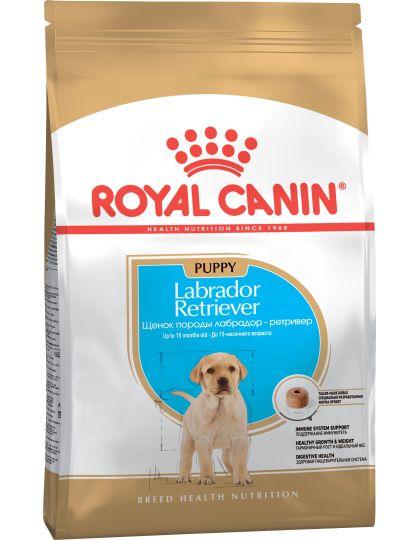 Labrador Retriever Puppy корм для щенков лабрадора до 15 месяцев