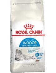 Indoor Appetite Control полнорационный сухой корм для кошек в возрасте от 1 до 7 лет, живущих в помещении и склонных к перееданию