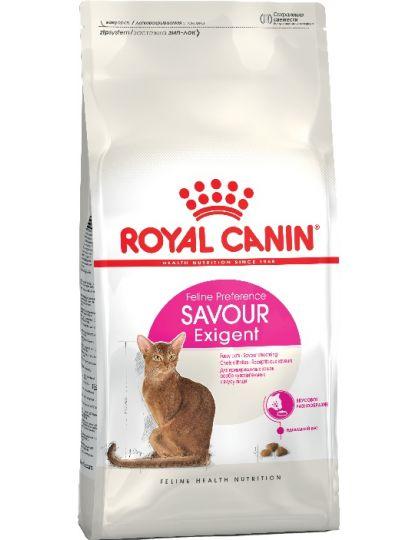 Exigent 35/30 Savoir Sensation корм для кошек, привередливых к вкусу продукта
