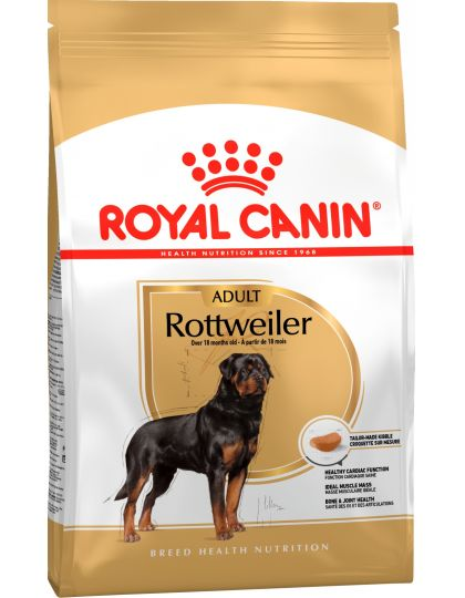 Rottweiler Adult корм для ротвейлеров старше 18 месяцев