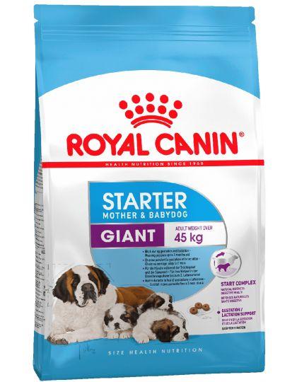 Giant Starter для щенков в период отъема до 2-месячного возраста.для сук в последней трети беременности и во время лактации.