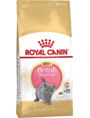 British Shorthair Kitten полнорационный корм для котят породы британской короткошерстной в возрасте от 4 до 12 месяцев