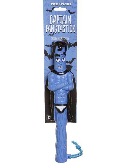 Captain Fangtastick игрушка апортировочная для собак