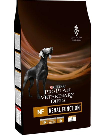 Veterinary Diets NF для собак всех пород при патологии почек