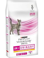 Veterinary Diets UR Urinary сухой корм при МКБ для кошек