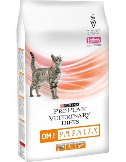 Veterinary Diets OM для кошек с ожирением