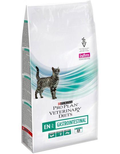 Veterinary Diets EN кошек и котят с расстройством пищеварения