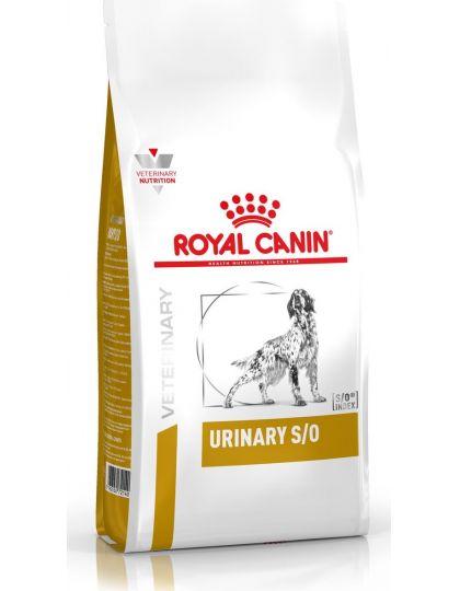Urinary S/O LP 18 (диета) для взрослых собак при лечении и профилактике мочекаменной болезни (струвиты, оксалаты)