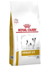 Urinary S/O Small Dog (диета) для взрослых собак весом до 10 кг при лечении и профилактике мочекаменной болезни (струвиты, оксалаты)