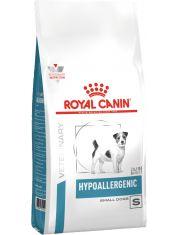 Hypoallergenic Small Dog ветеринарная диета для взрослых собак мелких размеров при пищевой аллергии или непереносимости