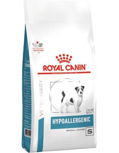 Hypoallergenic Small Dog (диета) для собак мелких размеров при пищевой аллергии или непереносимост