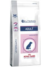 NEUTERED ADULT для стерилизованных/кастрированных собак средних размеров вес взрослой собаки 11-25 кг
