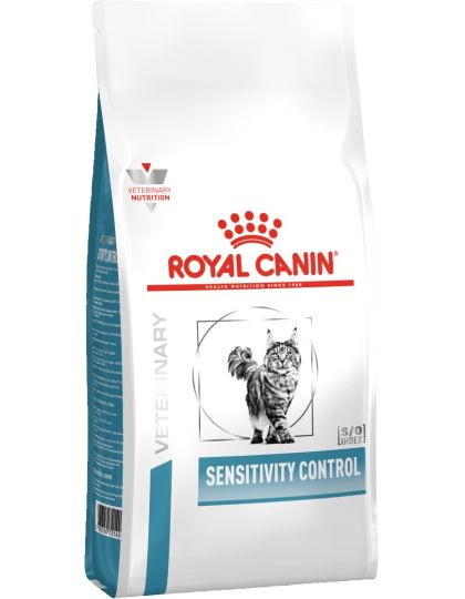Sensitivity Control SC 27 Feline, утка (диета) при пищевой аллергии/непереносимости
