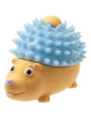 Ежик в шапке игрушка для собак