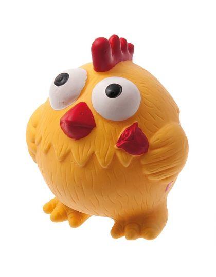 Цыпленок игрушка для собак