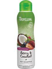 Berry & Coconut шампунь от сильной грязи