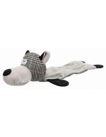 Волк игрушка для собак