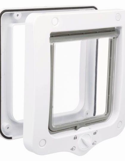 Дверца для кошки 4-Way (20*22 см)