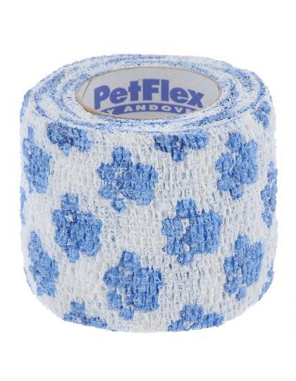 PetFlex бандаж голубые лапы