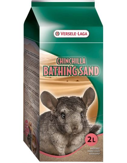 Песок для шиншилл Chinchilla Bathing Sand