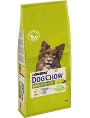 Adult сухой корм для взрослых собак с курицей