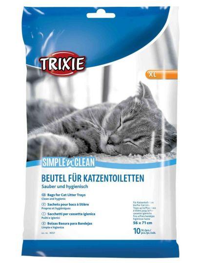 Пакеты уборочные для кошачьих туалетов
