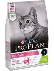 Delicate для кошек с чувствительным пищеварением, с ягненком