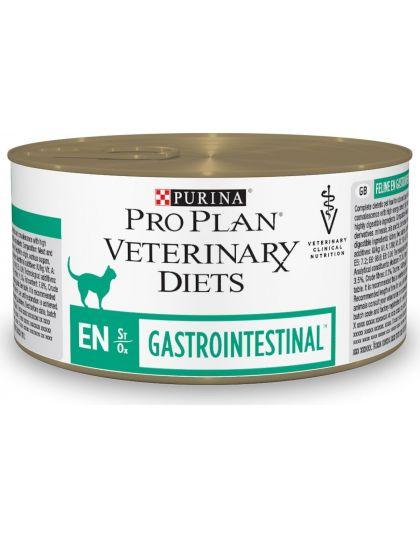 Veterinary Diets EN корм для кошек при расстройствах пищеварения