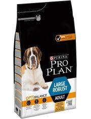 Large Adult Robust с комплексом OPTIBALANCE полнорационный сухой корм для взрослых собак крупных пород с мощным телосложением, курица/рис