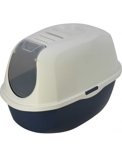 Туалет-домик SmartCat с угольным фильтром, 54*40*41см
