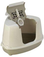 Туалет угловой Flip Corner 55x45x38h см с совком