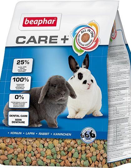 Care+ корм для кроликов