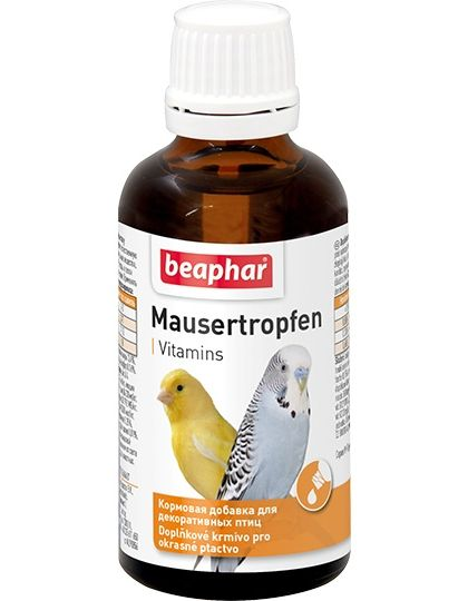 Mausertropfen кормовая добавка для птиц