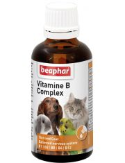 Vitamine B Complex комплекс витаминов группы В для всех домашних животных