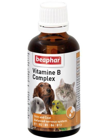 Vitamine B Complex комплекс витаминов группы Вдля всех домашних животных