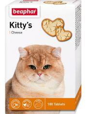 Кормовая добавка Kitty's + Cheese для кошек